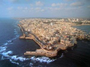 Древний Акко - столица крестоносцев