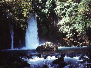 водопады Баниас