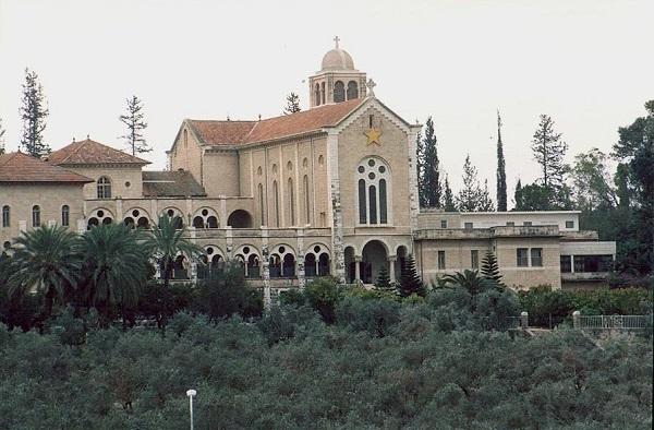 Латрун - монастырь молчальников