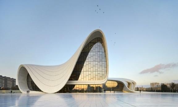Музей Гейдара Алиева, Баку